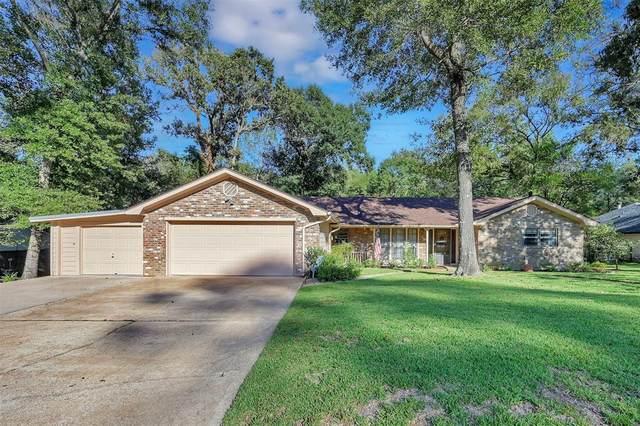 3929 Timberwood Lane, Huntsville, TX 77340 (MLS #37686033) :: Green Residential