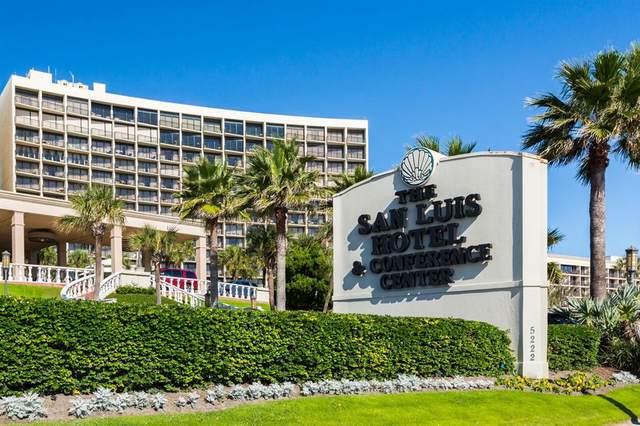 5220 Seawall Boulevard 1136/37, Galveston, TX 77551 (MLS #37686330) :: Ellison Real Estate Team