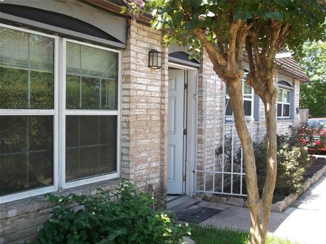 9503 Neuens Road #1, Houston, TX 77080 (MLS #37689139) :: The Freund Group