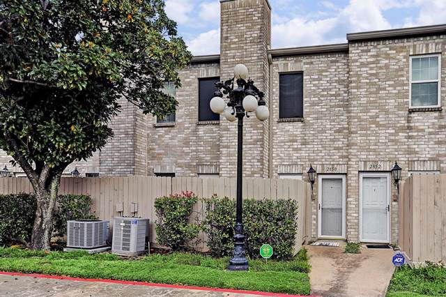 2850 Holly Hall Street #2850, Houston, TX 77054 (MLS #37689930) :: The Heyl Group at Keller Williams