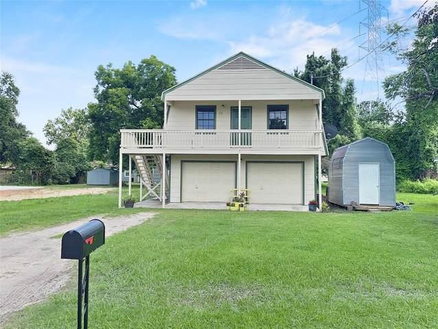 511 Acker Street, Clute, TX 77531 (MLS #37691564) :: Lerner Realty Solutions