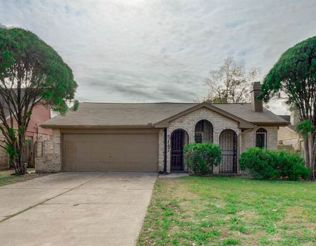 5147 Danfield Drive, Houston, TX 77053 (MLS #37716109) :: Texas Home Shop Realty