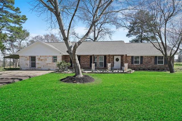 615 Hawthorne Road, New Waverly, TX 77358 (MLS #37719058) :: The Jill Smith Team