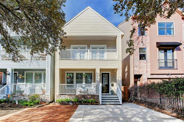 935 Yale Street B, Houston, TX 77008 (MLS #37720812) :: The Kevin Allen Jones Home Team