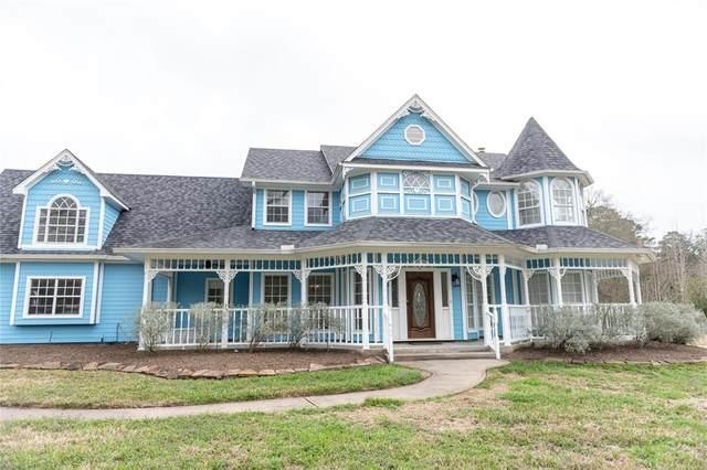 19873 Pretty Woods Lane, Magnolia, TX 77355 (MLS #37721772) :: Caskey Realty