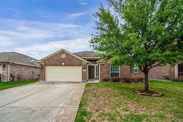 4123 Texian Forest Trail, Humble, TX 77346 (MLS #37725550) :: The Queen Team