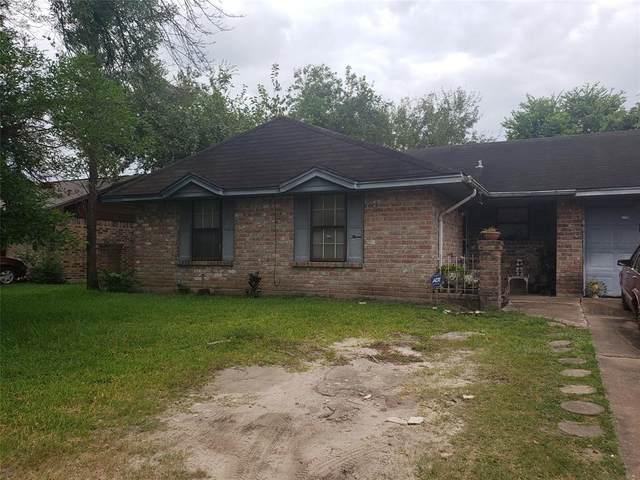 8835 Glenhouse Drive, Houston, TX 77088 (MLS #37732521) :: The Home Branch