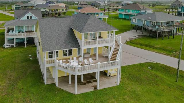 961 Hamilton Drive, Crystal Beach, TX 77650 (MLS #37752174) :: Michele Harmon Team