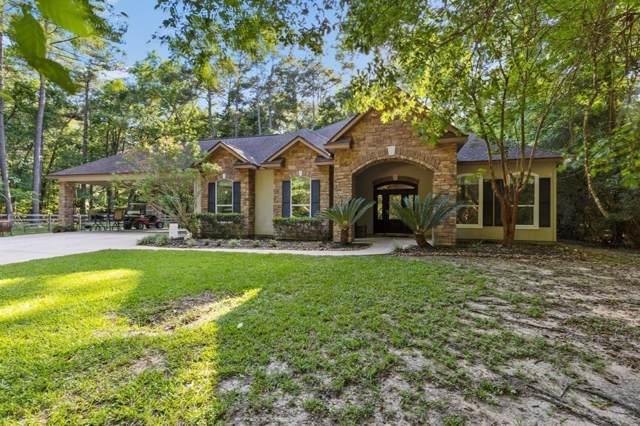 28802 Misty Oaks Drive, Huffman, TX 77336 (MLS #37752635) :: Guevara Backman