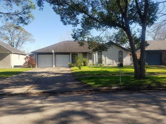 4822 Ridgewest Street Street, Houston, TX 77053 (MLS #37762307) :: The Home Branch