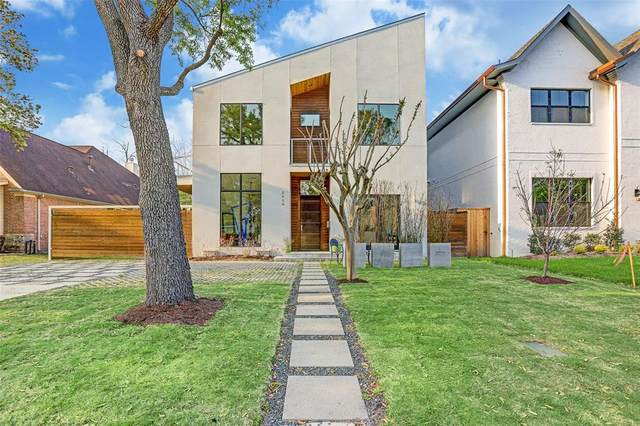 2510 Goldsmith Street, Houston, TX 77030 (MLS #3778547) :: The Sansone Group