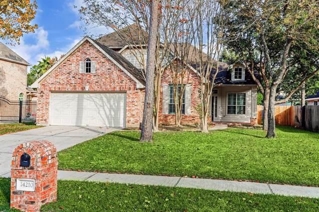 14210 Rock Dove Lane, Houston, TX 77044 (MLS #37809642) :: Ellison Real Estate Team