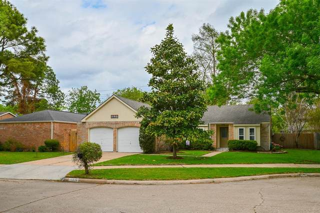 11910 Rocky Knoll Drive, Houston, TX 77077 (MLS #37810916) :: The Home Branch