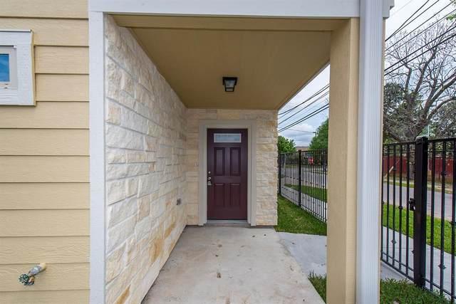 4151 Dupont Street W, Houston, TX 77021 (MLS #37811160) :: The Jennifer Wauhob Team