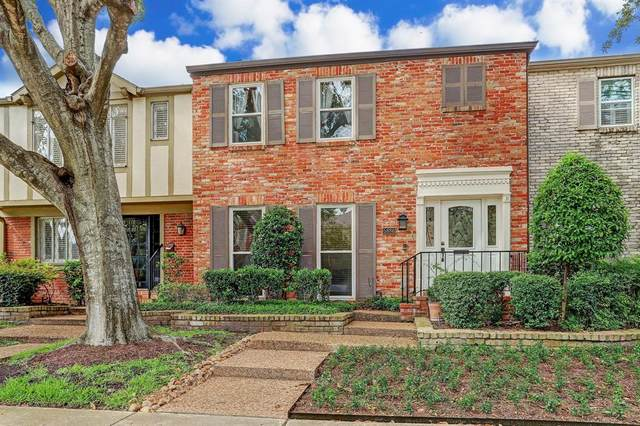 5886 Valley Forge Drive #153, Houston, TX 77057 (MLS #37814728) :: Guevara Backman