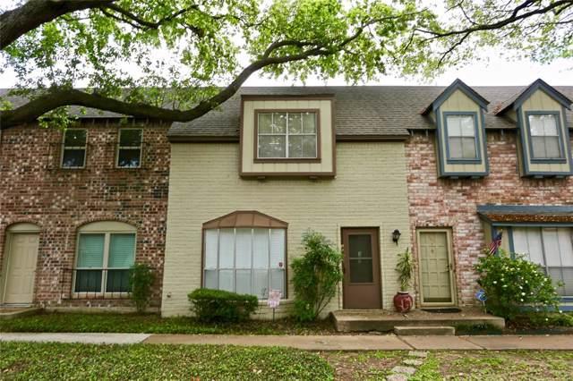 14707 Barryknoll Lane #160, Houston, TX 77079 (MLS #37832299) :: The Heyl Group at Keller Williams