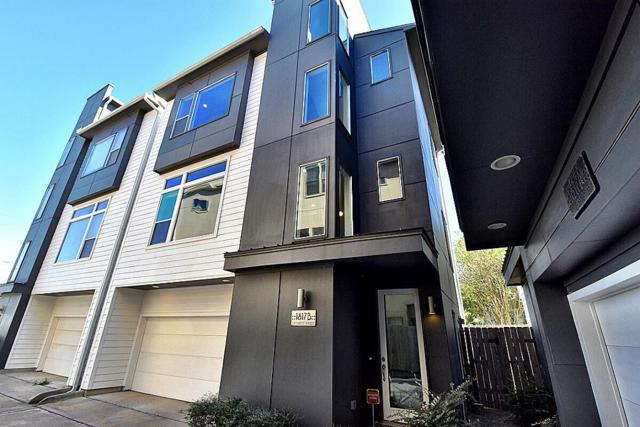 1817 Crockett Street B, Houston, TX 77007 (MLS #37832426) :: Krueger Real Estate