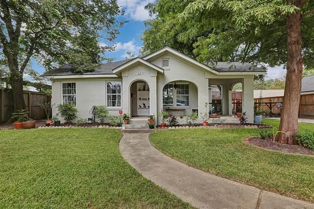 517 Eleanor Street, Houston, TX 77009 (MLS #37838297) :: All Cities USA Realty