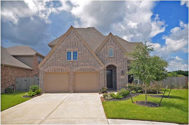 720 Mayhill Ridge Lane, League City, TX 77573 (MLS #37854577) :: The SOLD by George Team