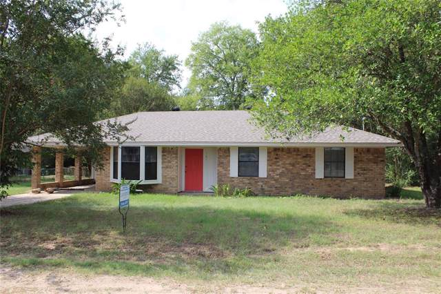 101 Green Meadows, Crockett, TX 75835 (MLS #3785624) :: The Jill Smith Team
