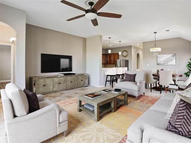 6907 Granger Ridge Lane, Richmond, TX 77407 (MLS #37858565) :: Texas Home Shop Realty