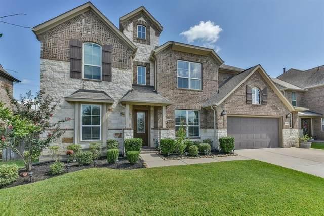 5934 Green Meadows Lane, Katy, TX 77493 (MLS #37871153) :: All Cities USA Realty