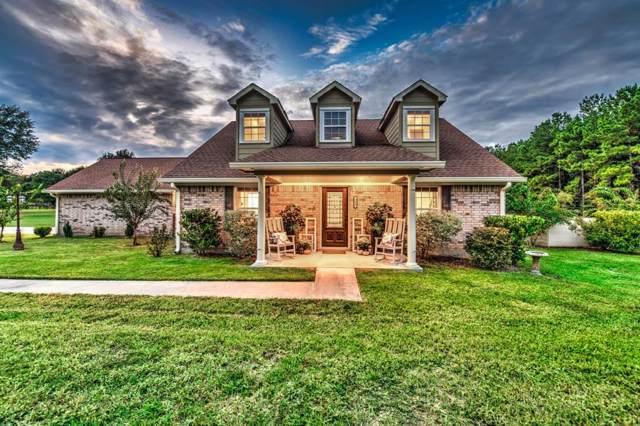 344 Southcreek Park, Livingston, TX 77351 (MLS #37872777) :: NewHomePrograms.com LLC