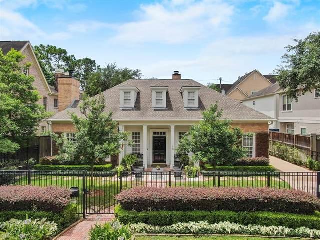 5 Hackberry Lane, Houston, TX 77027 (MLS #37876151) :: My BCS Home Real Estate Group