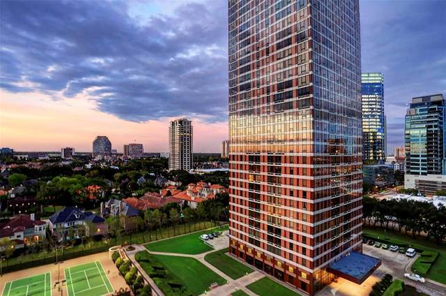 5110 San Felipe Street 393W, Houston, TX 77056 (MLS #37888872) :: The Freund Group