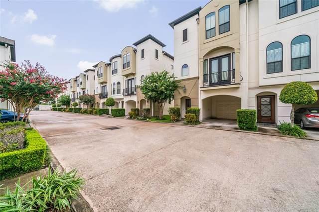 3121 Fairdale Oaks E, Houston, TX 77057 (MLS #37890078) :: Texas Home Shop Realty