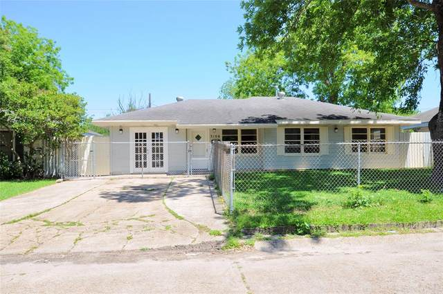 3106 Babin Dr, Texas City, TX 77590 (MLS #37896160) :: The Home Branch