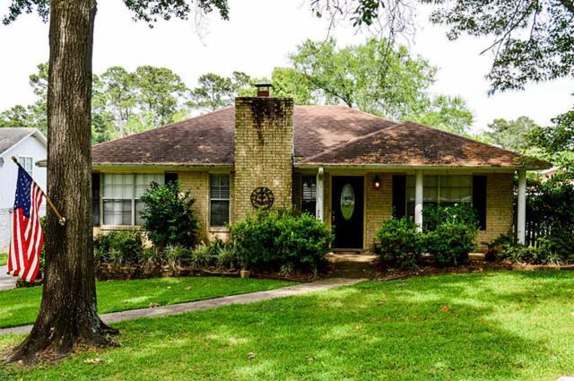125 Lake Drive, Onalaska, TX 77360 (MLS #3789998) :: Krueger Real Estate