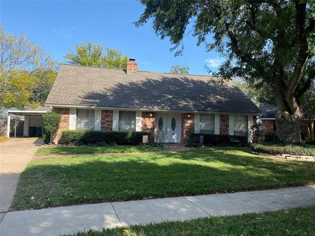 5914 Spruce Forest Drive, Houston, TX 77092 (MLS #37908929) :: The Freund Group
