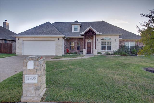 2805 Althea Court, Bryan, TX 77808 (MLS #37914739) :: REMAX Space Center - The Bly Team