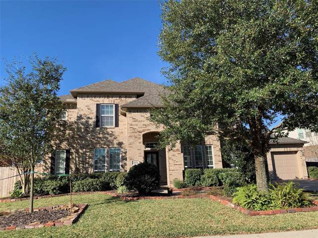 2602 Orchid Creek Drive, Pearland, TX 77584 (MLS #37916459) :: Texas Home Shop Realty