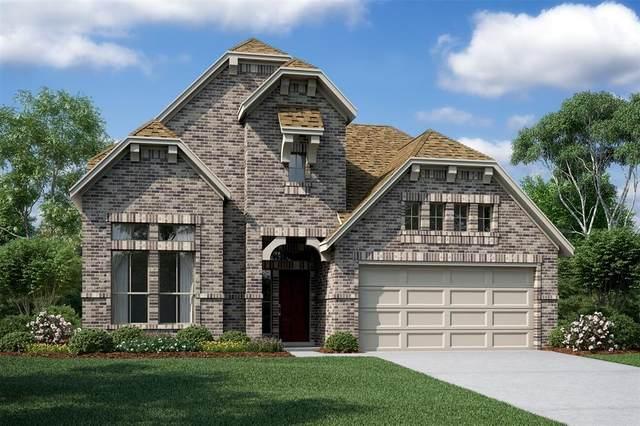 1838 Kenley Way, Alvin, TX 77511 (MLS #37931024) :: Green Residential