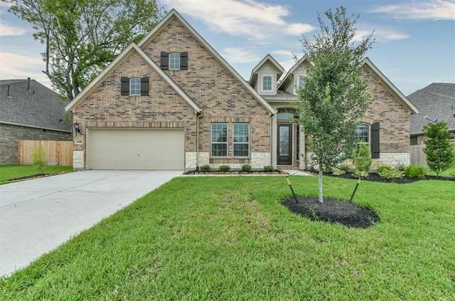 3018 Tranquility Lake Estates Boulevard, Pearland, TX 77584 (MLS #37932121) :: Christy Buck Team