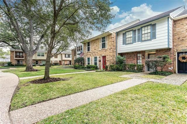 10244 Longmont Drive 48/3, Houston, TX 77042 (MLS #37937500) :: The Sansone Group