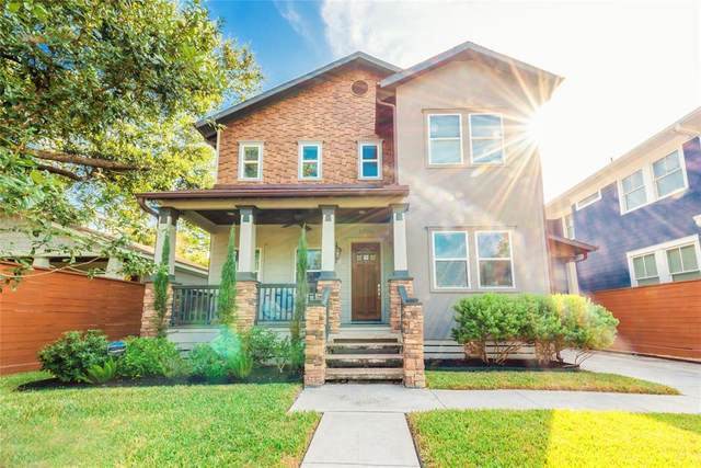 1206 Walton Street, Houston, TX 77009 (MLS #37938652) :: The Andrea Curran Team powered by Compass