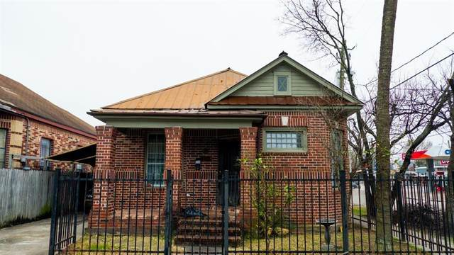 1104 Gargan Street, Houston, TX 77009 (MLS #37941522) :: The Property Guys