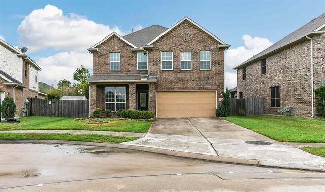 5707 Langham Dawn Lane, Houston, TX 77084 (MLS #37942828) :: The SOLD by George Team