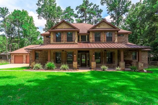 16902 Indigo Hills Drive, Magnolia, TX 77355 (MLS #37948142) :: The SOLD by George Team