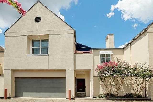 2511 Nantucket Drive B, Houston, TX 77057 (MLS #37951169) :: Lerner Realty Solutions