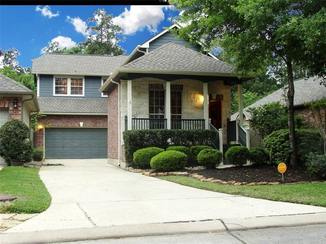 78 Marble Wood Court, The Woodlands, TX 77381 (MLS #3795569) :: The Sansone Group