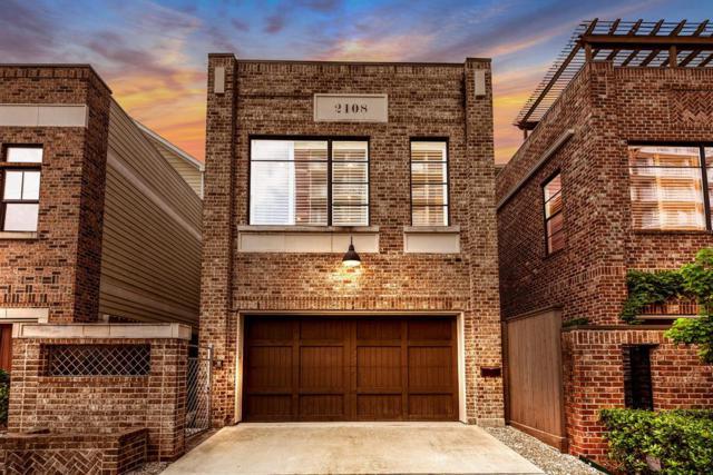 2108 N Memorial Way, Houston, TX 77007 (MLS #37957209) :: The Heyl Group at Keller Williams