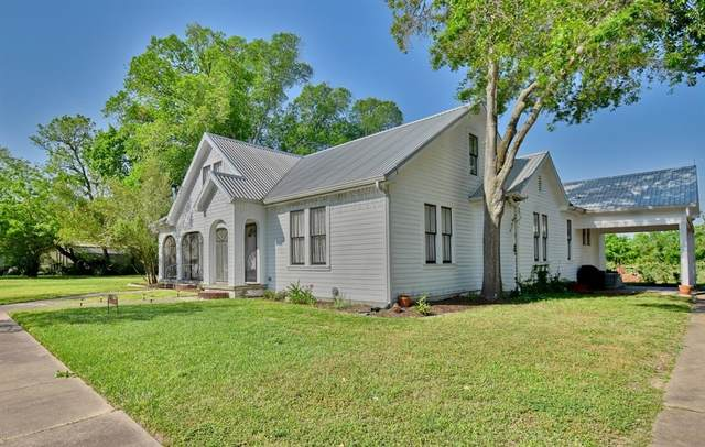 215 N Hauptstrasse, Carmine, TX 78932 (MLS #37957890) :: Connect Realty