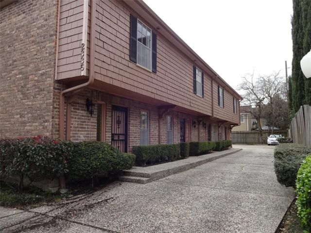 2335 University Boulevard, Houston, TX 77005 (MLS #37970397) :: The SOLD by George Team