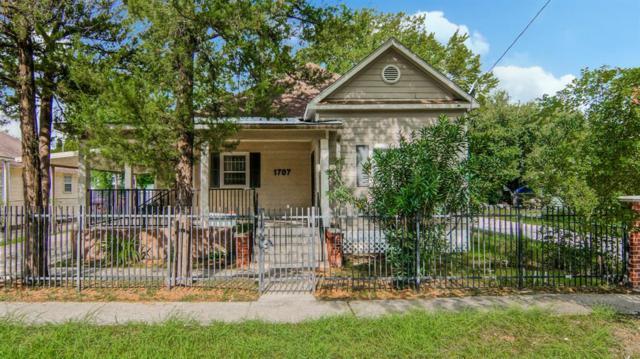 1707 Chapman Street, Houston, TX 77009 (MLS #37971559) :: The SOLD by George Team