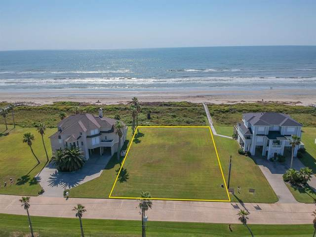 Lot 13 E Kahala Dr, Galveston, TX 77554 (MLS #3797403) :: The Freund Group