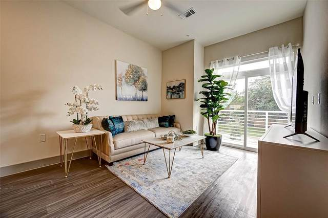 6955 Turtlewood Dr #308, Houston, TX 77072 (MLS #37981397) :: My BCS Home Real Estate Group